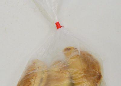 Empanadillas con cabello de ángel