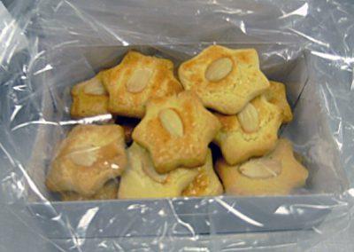 Pastas de Santa Clara